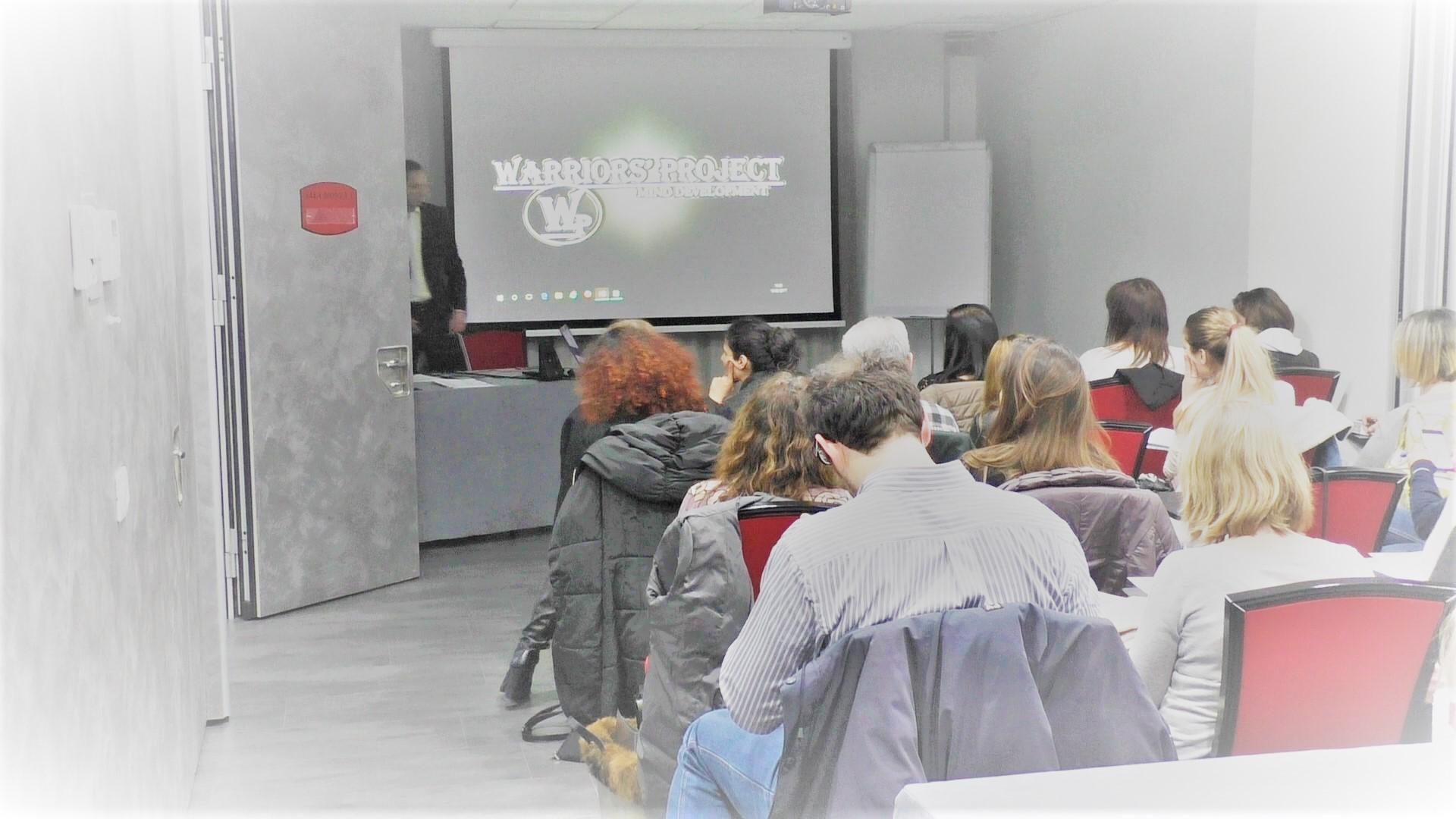 Commento di Sergio al Corso del 5 Aprile Parma.  La nostra associazione nasce per erogare corsi di formazione che aiutino le persone ad ottenere una crescita Personale, Professionale e Relazionale. Utilizziamo tecnologie all'avanguardia, per…