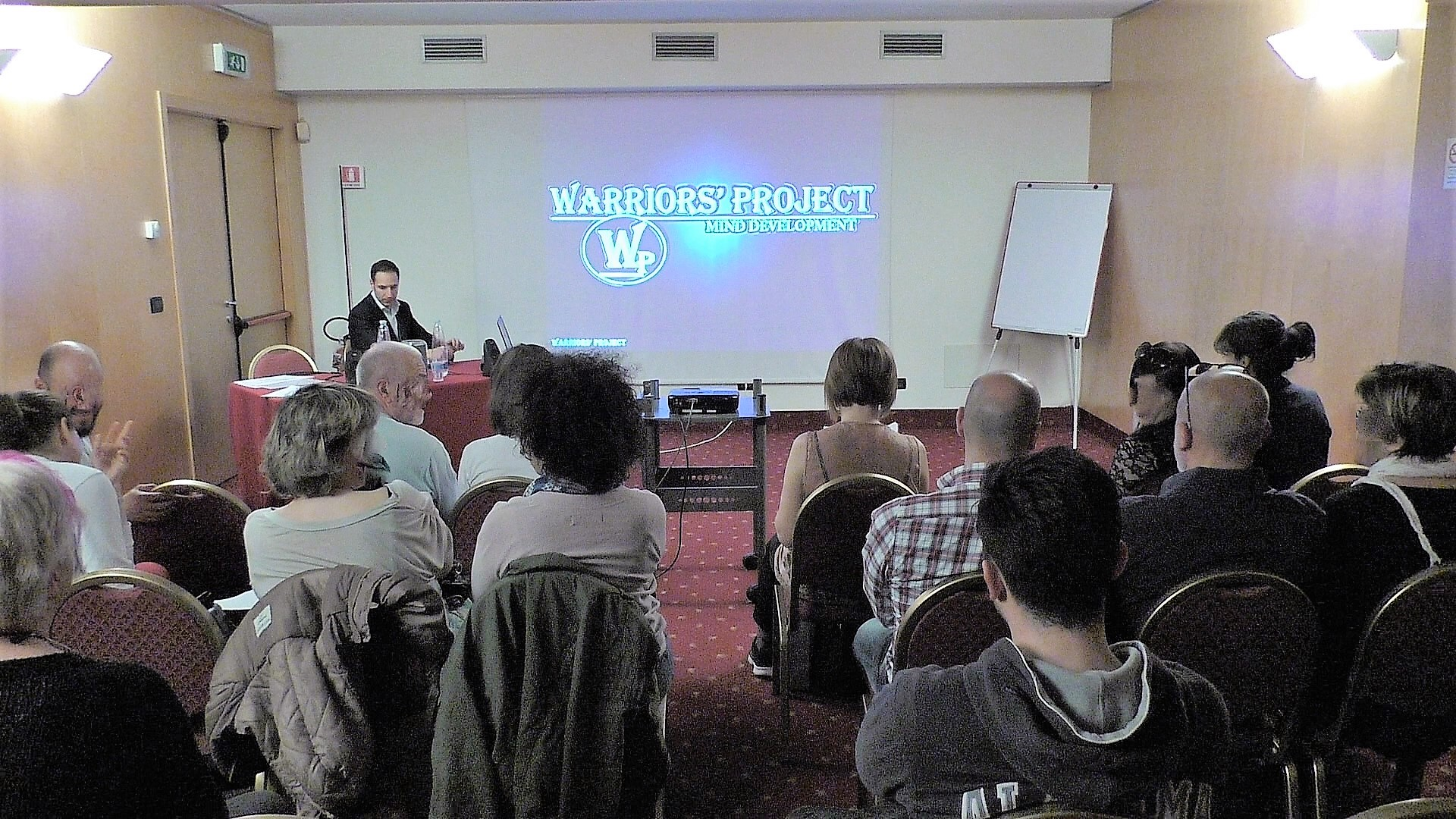 relatore-Vincenzo-Cento-parma-warriors-project-parma