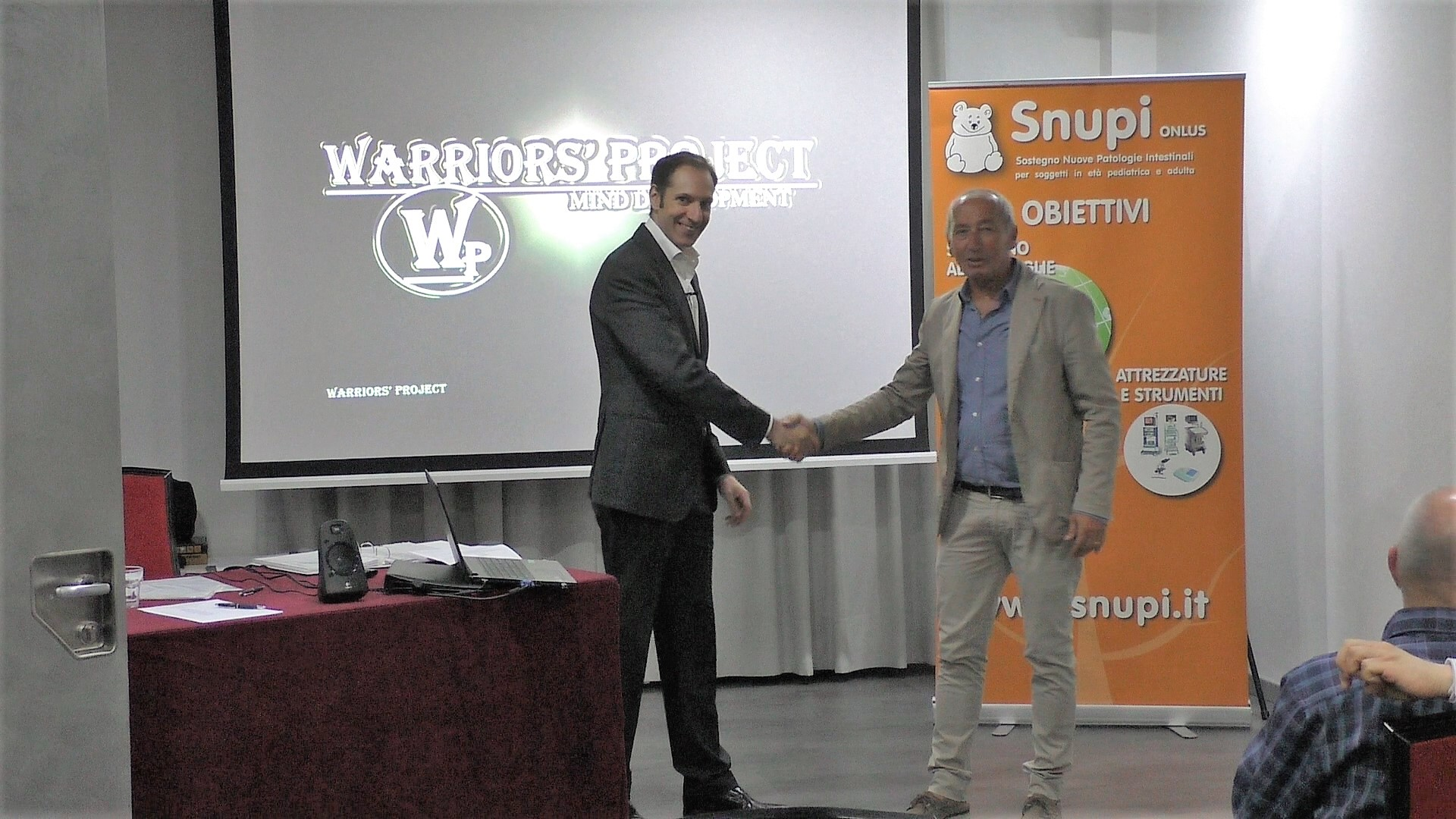 warriors e snupi parma vincenzo cento