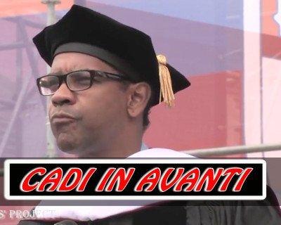 Denzel Washington speech university of pennsylvania
