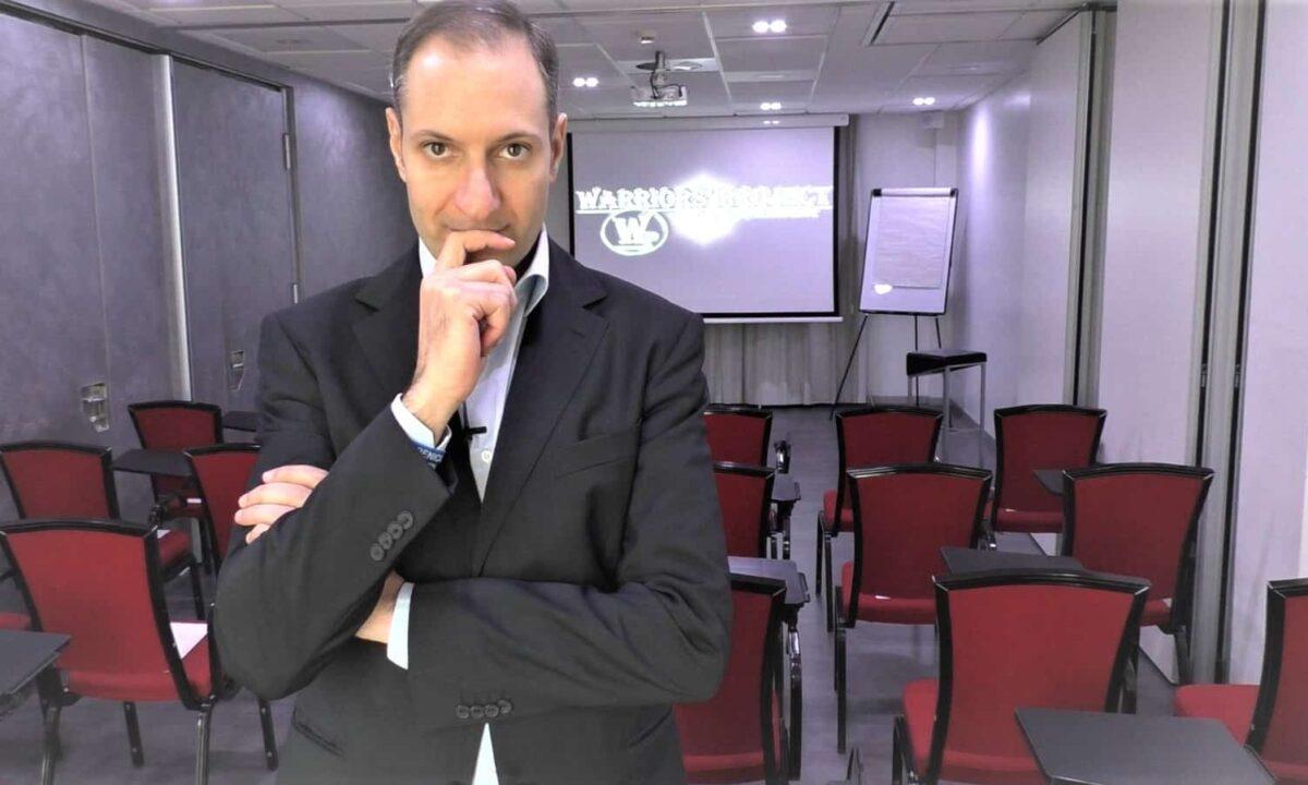 CORSO SULLA COMUNICAZIONE PERSUASIVA WARRIORS' PROJECT