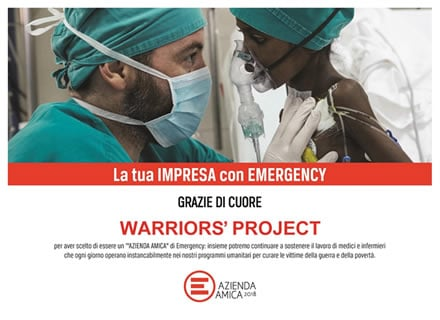 Warriors Project