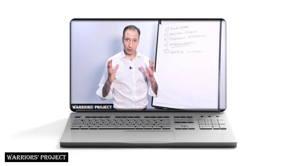 Migliora la tua vita e non lasciarla in mano al caso - Video corso online concetti pratici e applicabili