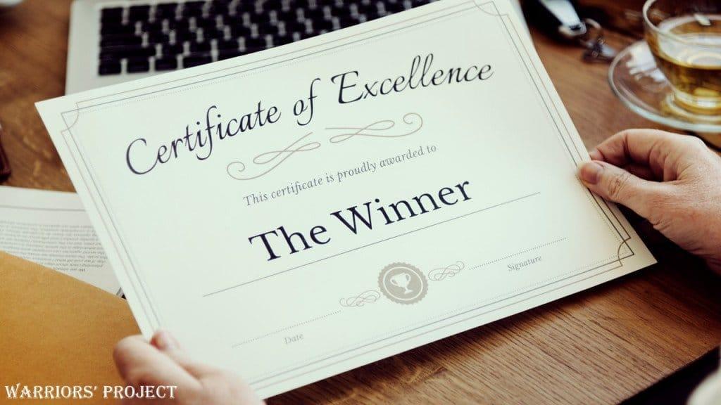 é arrivata la certificazione warriors' project leadership problem solving comunicazione efficace